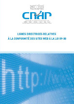 Guide de conformité des sites web à la loi 09-08